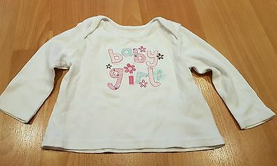 Baby girl top 3-6 months