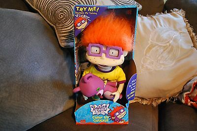 RARE Nickelodeon Cheer Up Chuckie Doll