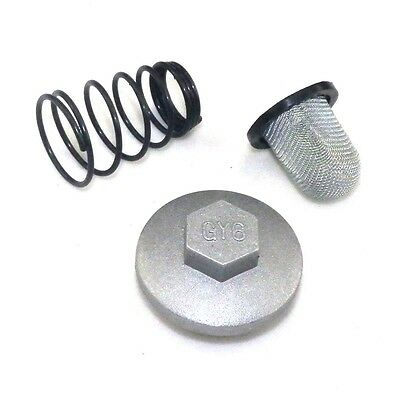 Scooter Oil Drain Plug Set for Chinese Scooter 139QMB 152QMI 157QMJ