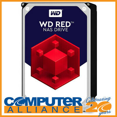 "4TB WD 3.5"" SATA 6Gb/s Red HDD PN WD40EFRX"
