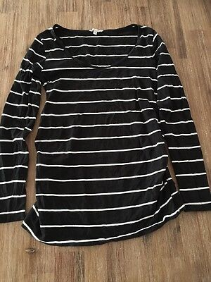 Target Maternity Top Size 8