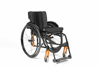 Sunrise Medical Quickie Life F Folding Lightweight Wheelchair