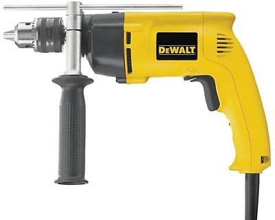 Dewalt DW511 Hammer Drill, 120 VAC, 8.5 A, 1/2 in Keyed Chuck, 1 Speed 2700 rpm,