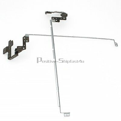 New HP Pavilion 15-R 15-G 15-H LCD Screen Support Bracket Hinges Left & Right