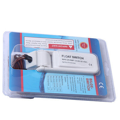 Automatic Electric Water Bilge Pump Float Switch DC Bilge Pump Switch