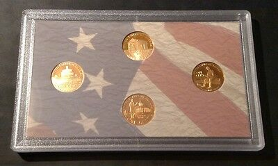 2009 U.S. Mint Lincoln Bicentennial One Cent Proof Set (no box or coa)
