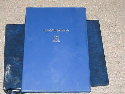 British Virgin Islands First Day Of Issue Stamp Cover & Coin Set Booklet Proof