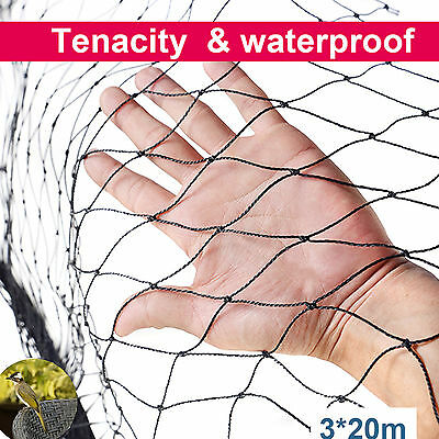 "Anti Birds Poultry Aviary Pens 9.84""*65.61"" 1.57""x1.57"" Netting Net Soccer nylon"