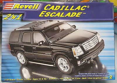 Revell Cadillac Escalade 2n1 1/25th scale kit