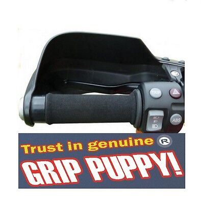 Grip Puppies motorcycle scooter handlebar grips improve comfort reduce vibration