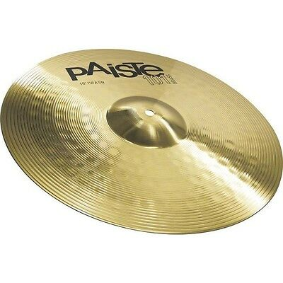 Piatto Paiste 101 Crash 16""