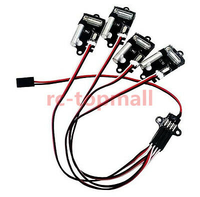 1set Brightness Xenon Burst Light Auto Strobe Flash 2 modes for FPV Multicopter