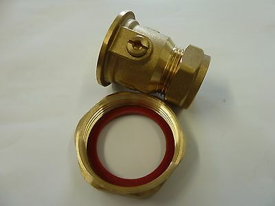 WORCESTER HIGHFLOW 3.5 4.5 BSN FSN OSN 22mm x 1.1/2'' VALVE 87161424170 NEW