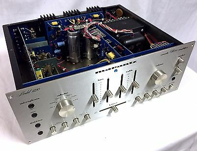 Marantz 1120 Vintage Stereo Integrated Amplifier Made In USA!
