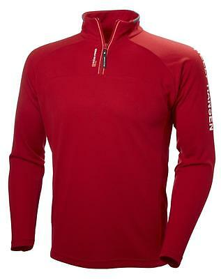 Pulloveroberteil  HP 1/2 ZIP PULLOVER Helly Hansen 162 RED L