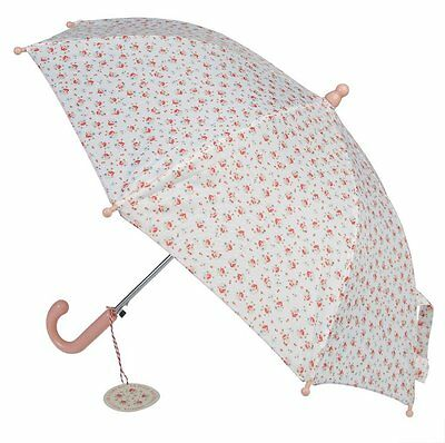 Rex London CHILDRENS UMBRELLA LA PETITE ROSE . KIDS GIRLS BOYS BROLLY