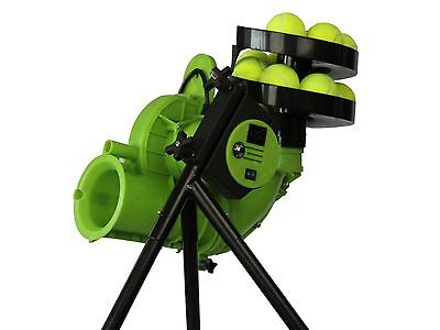Baseliner Slam Tennis Machine New To The Market!