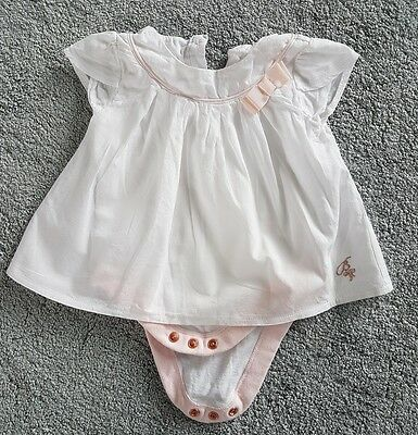 Ted Baker Baby Girl Top 0-3 Months