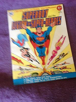 Superboy and the Legion of Super-Heroes,  Limited Collector Edition DC-32146 C49