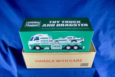 """2016"" Hess Toy Truck And Dragster (Mint NIB)"