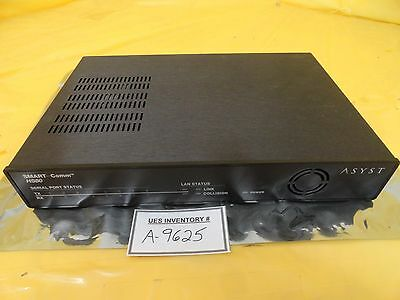 Asyst 9700-4774-01 RFID Communication Unit SMART-Comm HS80-01 TEL ACT12 Used