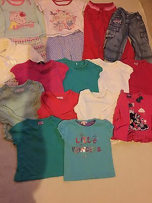 Bundle of Girls Clothes Age 18-24 months / 1½-2