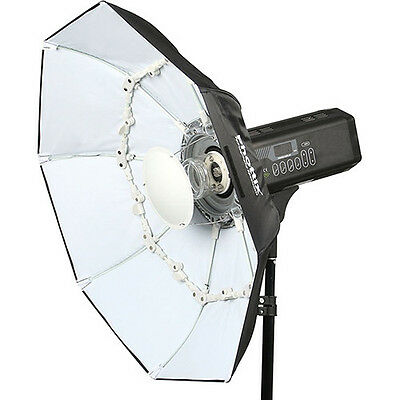 "Phottix Luna Folding Beauty Dish (White, 27.5"")"