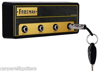 "Official licensed FRIEDMAN  ""BE-100"" Amplification Jack Rack by Pluginz"