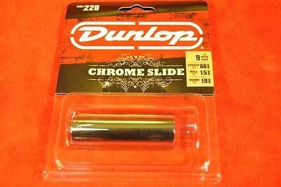 Bottleneck Chrome Dunlop 220 - Chrome Slide