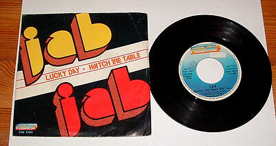 Jab-Watch The Table-Disco 45 Giri Made In Italy-1981