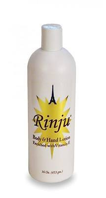 Rinju Body & Hand Lotion - Enriched with Vitamin E