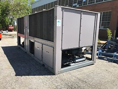 Carrier Air Cooled Chiller 130 Tons