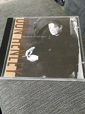 Don Henley - The End Of The Innocence 1989 Geffen Records CD