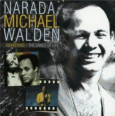 Narada Michael Walden: The Dance Of Life/awakening 2Cd Sealed