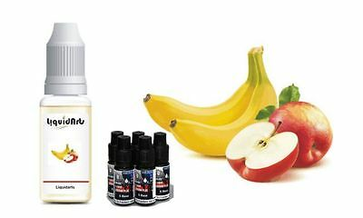 BanApple Banane Apfel 50ml MixnVape Set E-Liquid eliquid base basis & aroma set