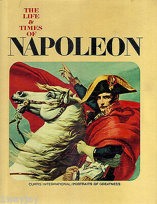 The Life & Times of Napoleon Edited by Enzo Orlandi (1967, Hardcover)