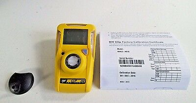 Gas monitor H2s BW Technologies BWC2-H515 *ACTIVATE BEFORE 04-DEC-16* EXPIRED