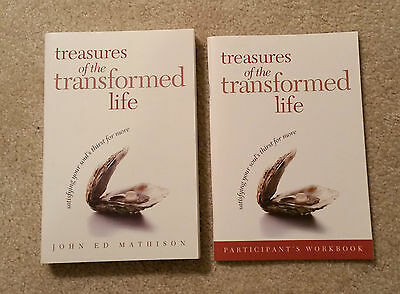 Treasures of the Transformed Life Participant's Book & Workbook Ed Mathison