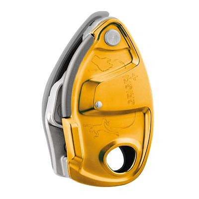 GriGri + Belay Device ORANGE by Petzl