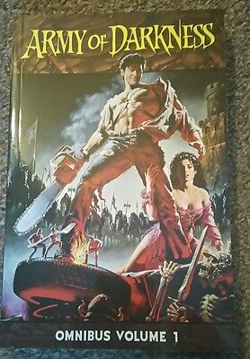 Evil Dead / Army of Darkness Omnibus 1 Graphic Novel