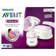 Phillips Avent Single Electric Breast Pump *Brand New*