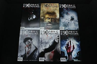 30 DAYS OF NIGHT: Return To Barrow #1-6 & Annual (2004) Complete Set