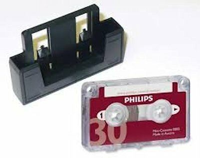Philips LFH0005 Minicassette tape with Clip (# 387)
