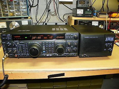 Yaesu FT1000 MP HF Transceiver  Loaded with Filters Serial # 9H460096