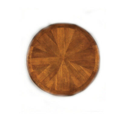 AshleyD313-15T Plentywood Round Dining Table Top Brown