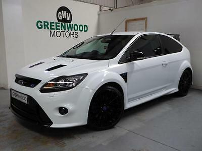 2010 10 Ford Focus 2.5 Rs 3Dr