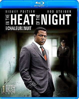 In The Heat Of The Night (S.poitier, N.jewison) - Region A (Usa/ca)*new Blu-Ray*