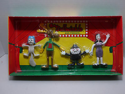 Bullwinkle and Friends Figures by Jesco 1991