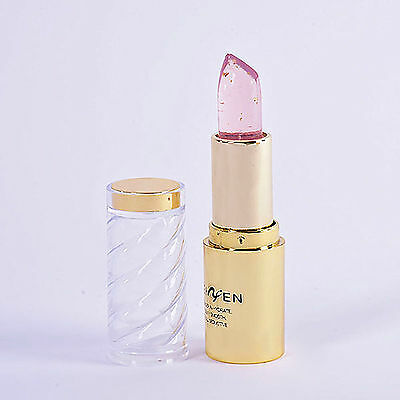 Lady Jelly Pink Lipstick Color Changing Long Lasting Lip Gloss Moisture Makeup
