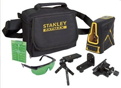 STANLEY Green Beam X Line Self Levelling Laser FCL-G